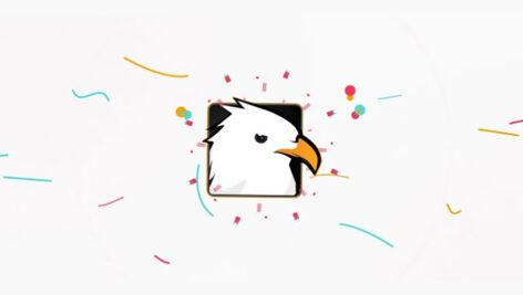 پروژه افترافکت نمایش لوگو ساده Simple Logo