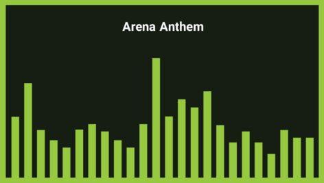 موزیک زمینه راک Arena Anthem