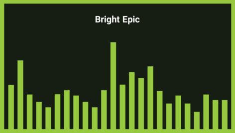موزیک زمینه حماسی Bright Epic