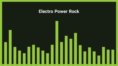 موزیک زمینه راک Electro Power Rock