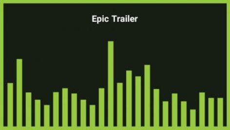 موزیک زمینه Epic Trailer
