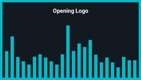 موزیک زمینه لوگو افتتاحیه Opening Logo