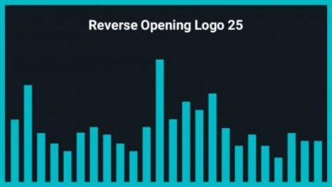 موزیک زمینه لوگو Reverse Opening Logo 25