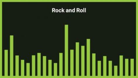 موزیک زمینه راک Rock and Roll