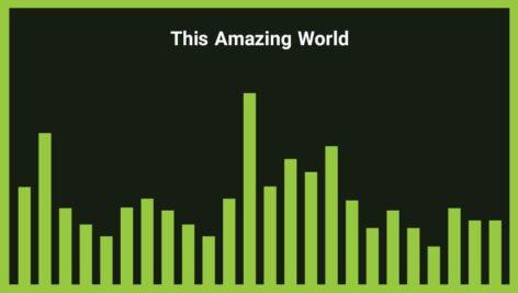موزیک زمینه شاد و انگیزشی This Amazing World